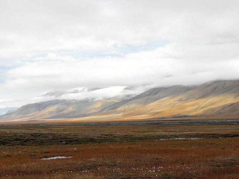 Cofanie się lądolodu (lodowca kontynentalnego)  Przełom